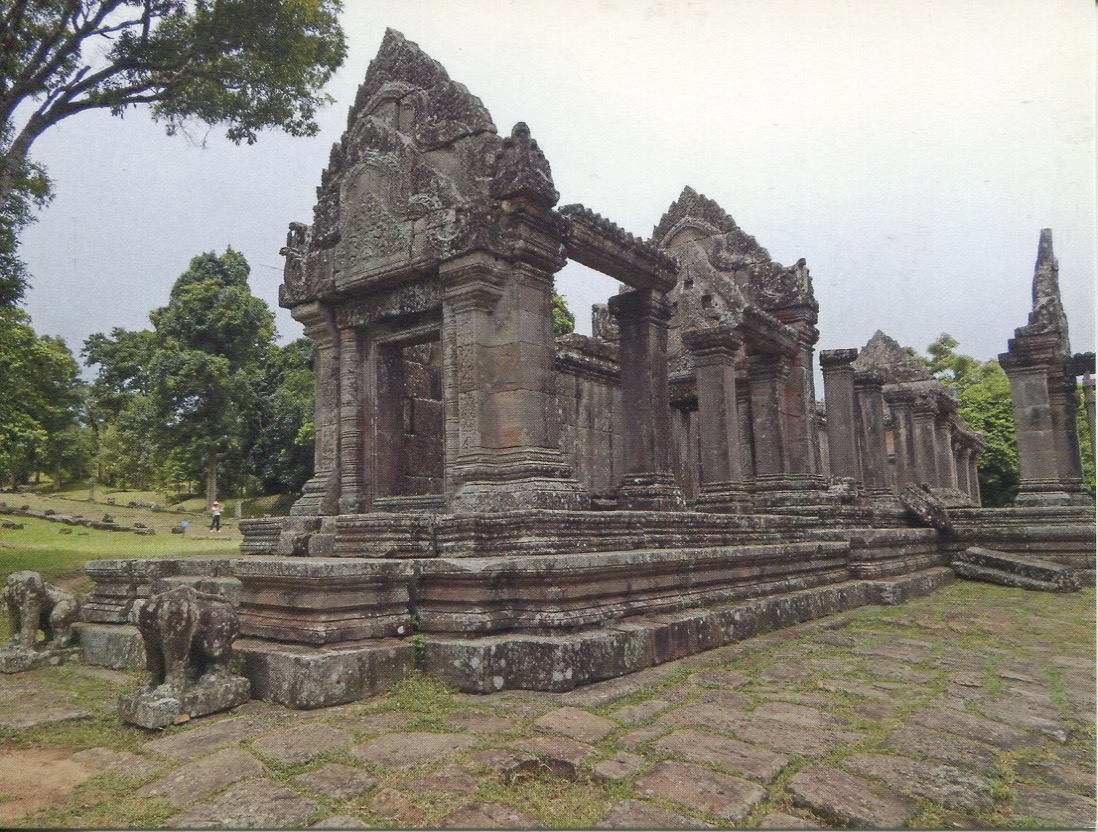 Cambodia UNESCO - Temple of Preah Vihear